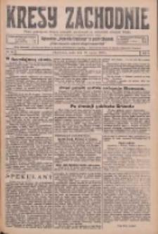 Kresy Zachodnie: pismo poświęcone obronie interesów narodowych na zachodnich ziemiach Polski 1926.03.10 R.4 Nr56