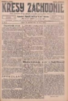Kresy Zachodnie: pismo poświęcone obronie interesów narodowych na zachodnich ziemiach Polski 1926.03.14 R.4 Nr60