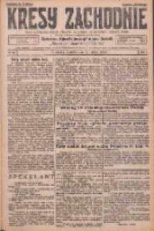 Kresy Zachodnie: pismo poświęcone obronie interesów narodowych na zachodnich ziemiach Polski 1926.03.21 R.4 Nr66