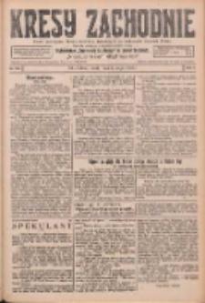 Kresy Zachodnie: pismo poświęcone obronie interesów narodowych na zachodnich ziemiach Polski 1926.05.05 R.4 Nr102