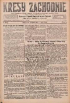 Kresy Zachodnie: pismo poświęcone obronie interesów narodowych na zachodnich ziemiach Polski 1926.05.06 R.4 Nr103