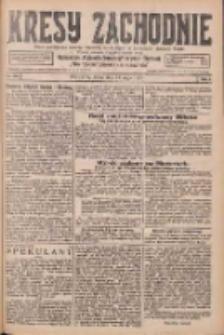 Kresy Zachodnie: pismo poświęcone obronie interesów narodowych na zachodnich ziemiach Polski 1926.05.12 R.4 Nr108