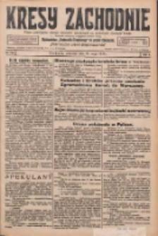 Kresy Zachodnie: pismo poświęcone obronie interesów narodowych na zachodnich ziemiach Polski 1926.05.20 R.4 Nr114
