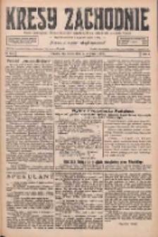 Kresy Zachodnie: pismo poświęcone obronie interesów narodowych na zachodnich ziemiach Polski 1926.06.02 R.4 Nr124