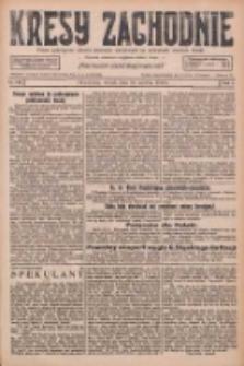Kresy Zachodnie: pismo poświęcone obronie interesów narodowych na zachodnich ziemiach Polski 1926.06.22 R.4 Nr140
