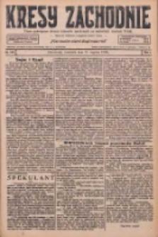 Kresy Zachodnie: pismo poświęcone obronie interesów narodowych na zachodnich ziemiach Polski 1926.06.27 R.4 Nr145