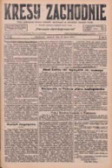 Kresy Zachodnie: pismo poświęcone obronie interesów narodowych na zachodnich ziemiach Polski 1926.07.29 R.4 Nr171