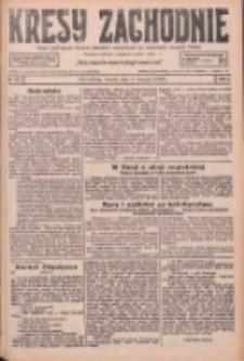 Kresy Zachodnie: pismo poświęcone obronie interesów narodowych na zachodnich ziemiach Polski 1926.08.03 R.4 Nr175