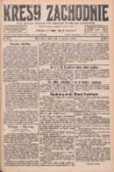 Kresy Zachodnie: pismo poświęcone obronie interesów narodowych na zachodnich ziemiach Polski 1926.09.01 R.4 Nr200