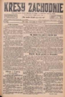 Kresy Zachodnie: pismo poświęcone obronie interesów narodowych na zachodnich ziemiach Polski 1926.09.04 R.4 Nr203