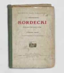 Kordecki : powieść historyczna