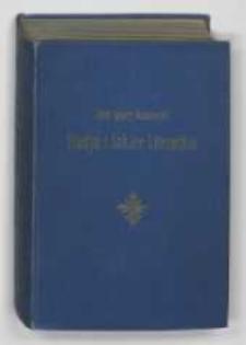 Studya i szkice literackiei ; poprzedzone wstępem krytycznym i opatrzone spisem chronologicznym dzieł autora przez Piotra Chmielowskiego