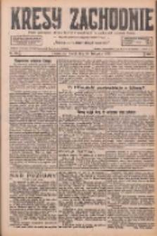 Kresy Zachodnie: pismo poświęcone obronie interesów narodowych na zachodnich ziemiach Polski 1926.11.30 R.4 Nr276