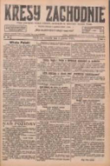 Kresy Zachodnie: pismo poświęcone obronie interesów narodowych na zachodnich ziemiach Polski 1926.12.05 R.4 Nr281