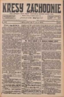Kresy Zachodnie: pismo poświęcone obronie interesów narodowych na zachodnich ziemiach Polski 1926.12.11 R.4 Nr285