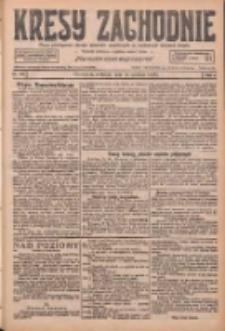 Kresy Zachodnie: pismo poświęcone obronie interesów narodowych na zachodnich ziemiach Polski 1926.12.12 R.4 Nr286