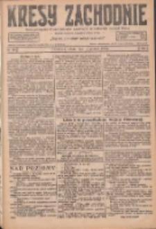 Kresy Zachodnie: pismo poświęcone obronie interesów narodowych na zachodnich ziemiach Polski 1926.12.18 R.4 Nr291