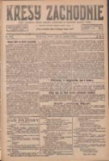 Kresy Zachodnie: pismo poświęcone obronie interesów narodowych na zachodnich ziemiach Polski 1926.12.21 R.4 Nr293