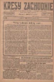Kresy Zachodnie: pismo poświęcone obronie interesów narodowych na zachodnich ziemiach Polski 1926.12.25 R.4 Nr297