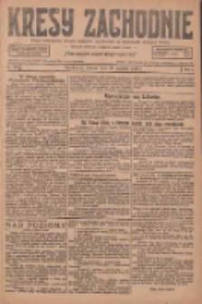 Kresy Zachodnie: pismo poświęcone obronie interesów narodowych na zachodnich ziemiach Polski 1926.12.28 R.4 Nr298