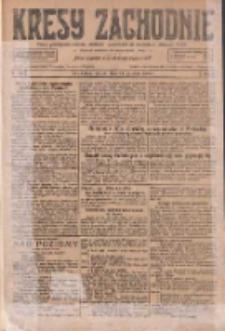 Kresy Zachodnie: pismo poświęcone obronie interesów narodowych na zachodnich ziemiach Polski 1926.12.31 R.4 Nr301