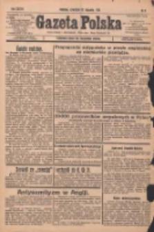 Gazeta Polska: codzienne pismo polsko-katolickie dla wszystkich stanów 1933.01.12 R.37 Nr9