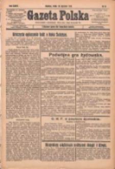 Gazeta Polska: codzienne pismo polsko-katolickie dla wszystkich stanów 1933.01.18 R.37 Nr14