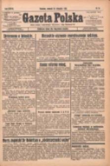 Gazeta Polska: codzienne pismo polsko-katolickie dla wszystkich stanów 1933.01.24 R.37 Nr19