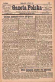 Gazeta Polska: codzienne pismo polsko-katolickie dla wszystkich stanów 1933.01.25 R.37 Nr20