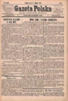 Gazeta Polska: codzienne pismo polsko-katolickie dla wszystkich stanów 1933.01.27 R.37 Nr22