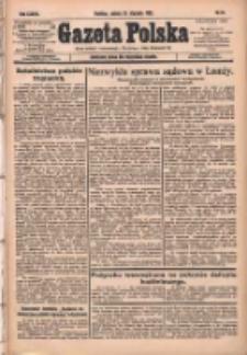 Gazeta Polska: codzienne pismo polsko-katolickie dla wszystkich stanów 1933.01.28 R.37 Nr23