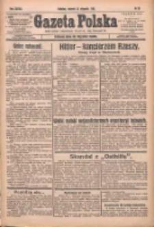Gazeta Polska: codzienne pismo polsko-katolickie dla wszystkich stanów 1933.01.31 R.37 Nr25