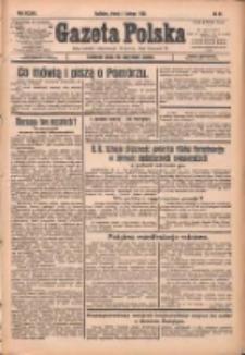 Gazeta Polska: codzienne pismo polsko-katolickie dla wszystkich stanów 1933.02.01 R.37 Nr26