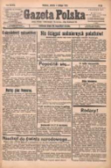 Gazeta Polska: codzienne pismo polsko-katolickie dla wszystkich stanów 1933.02.04 R.37 Nr28