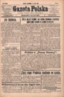 Gazeta Polska: codzienne pismo polsko-katolickie dla wszystkich stanów 1933.02.09 R.37 Nr32
