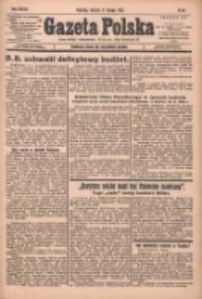 Gazeta Polska: codzienne pismo polsko-katolickie dla wszystkich stanów 1933.02.14 R.37 Nr36