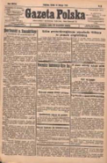 Gazeta Polska: codzienne pismo polsko-katolickie dla wszystkich stanów 1933.02.15 R.37 Nr37