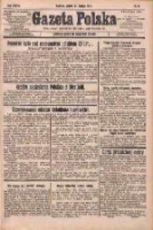 Gazeta Polska: codzienne pismo polsko-katolickie dla wszystkich stanów 1933.02.24 R.37 Nr45