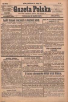 Gazeta Polska: codzienne pismo polsko-katolickie dla wszystkich stanów 1933.02.27 R.37 Nr47