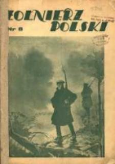 Żołnierz Polski : pismo poświęcone czynowi i doli żołnierza polskiego. R.17 1935 nr8
