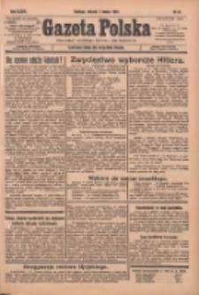 Gazeta Polska: codzienne pismo polsko-katolickie dla wszystkich stanów 1933.03.07 R.37 Nr54