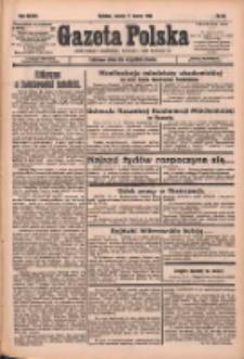 Gazeta Polska: codzienne pismo polsko-katolickie dla wszystkich stanów 1933.03.11 R.37 Nr58