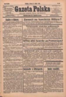 Gazeta Polska: codzienne pismo polsko-katolickie dla wszystkich stanów 1933.03.14 R.37 Nr60