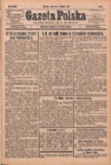 Gazeta Polska: codzienne pismo polsko-katolickie dla wszystkich stanów 1933.03.16 R.37 Nr62