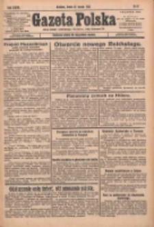 Gazeta Polska: codzienne pismo polsko-katolickie dla wszystkich stanów 1933.03.22 R.37 Nr67