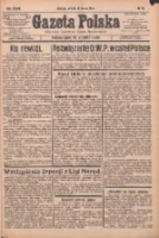 Gazeta Polska: codzienne pismo polsko-katolickie dla wszystkich stanów 1933.03.28 R.37 Nr72