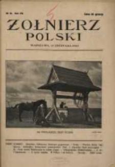 Żołnierz Polski : pismo poświęcone czynowi i doli żołnierza polskiego. R.7 1925 nr46