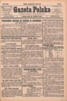 Gazeta Polska: codzienne pismo polsko-katolickie dla wszystkich stanów 1933.05.01 R.37 Nr100