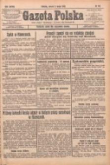 Gazeta Polska: codzienne pismo polsko-katolickie dla wszystkich stanów 1933.05.02 R.37 Nr101