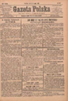 Gazeta Polska: codzienne pismo polsko-katolickie dla wszystkich stanów 1933.05.09 R.37 Nr107